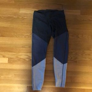 Champion color block leggings